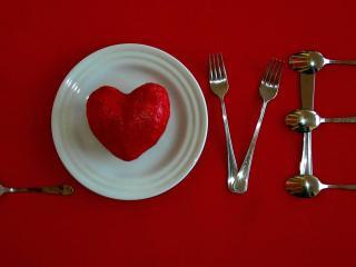обои Блюда любви фото