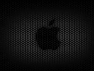 обои Откусаное яблоко фото