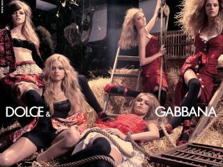 обои Dolce Gabbana фото