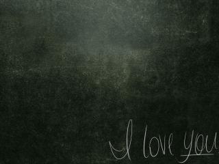 обои для рабочего стола: Стена любви