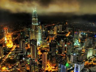 обои Ноной город фото