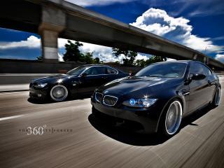 обои Автомобиль БМВ фото