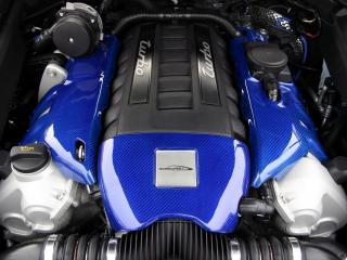обои SpeedART Titan EVO XL-600 (958) 2011 мотор фото
