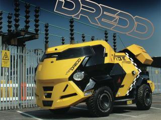 обои Land Rover City CAB Concept боком фото