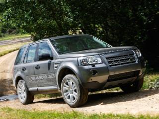 обои Land Rover Diesel ERAD Hybrid Prototype подъем фото