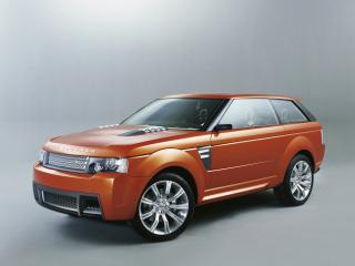 обои Land Rover Range Stormer Concept красивый фото