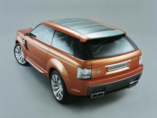 обои Land Rover Range Stormer Concept мощный фото