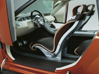 обои Land Rover Range Stormer Concept салон фото