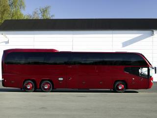 обои Neoplan Cityliner HDC бок фото