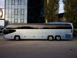 обои Neoplan Cityliner L бок фото