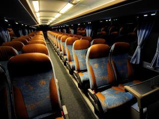 обои Neoplan Cityliner L сиденья фото