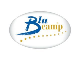 обои Blucamp логотип фото