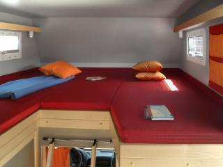 обои Bimobil LB 365 кровать фото