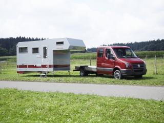 обои Bimobil LB 365 стоянка фото