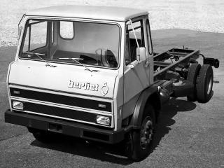 обои Berliet 770 KB кабина фото