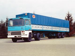 обои Berliet TR 300 синий фото