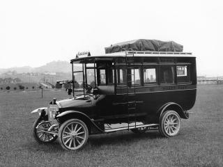 обои Benz Typ 2 CN  бок фото