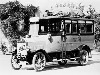 обои Benz Typ 2 CN  сбоку фото
