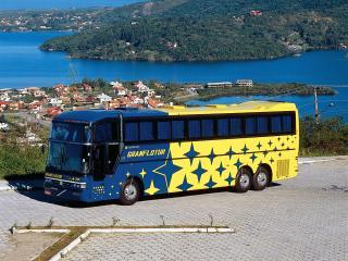 обои Busscar Volvo B12 Jum Buss 380  красивый фото