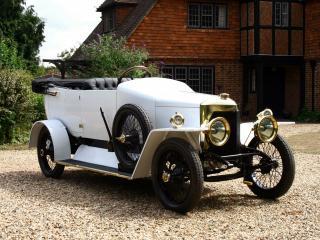 обои Austro-Daimler 14-32 HP Tourer без крыши фото