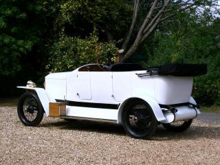 обои Austro-Daimler 14-32 HP Tourer бок фото