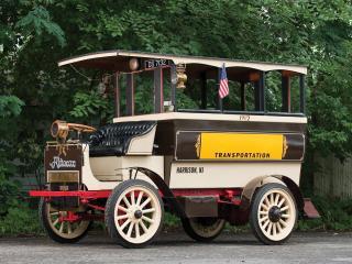 обои Autocar Bus бок фото