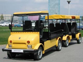 обои Бронто ВАЗ 1307 Бронтокар желтый фото