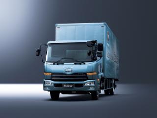 обои UD Trucks Condor PK перед фото