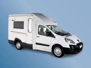 обои Tikro Peugeot Expert белая фото
