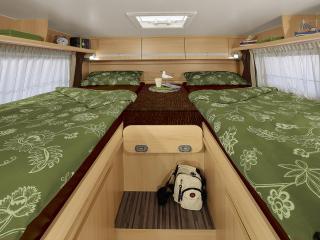 обои Sunlight T66 кровати фото