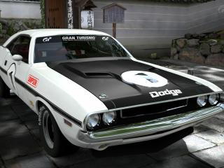 обои Dodge  для драг заезда фото