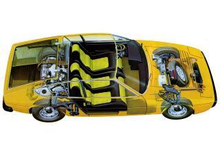 обои Matra-Simca Bagheera строение фото