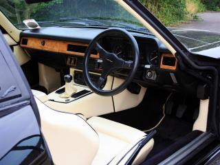 обои Lister Jaguar XJS HE 7.0L Cabriolet руль фото