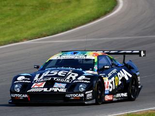 обои Lister Storm GT2 гонка фото