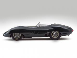 обои Lister-Jaguar Costin Roadster бок фото