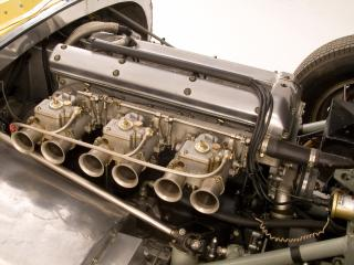 обои Lister-Jaguar Costin Roadster движок фото