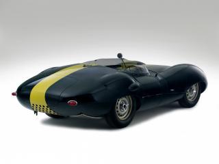 обои Lister-Jaguar Costin Roadster зад фото