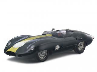 обои Lister-Jaguar Costin Roadster сверху фото