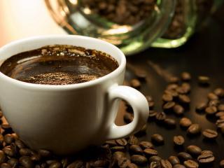 обои Кофе чашка фото