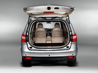 обои для рабочего стола: Landwind X8 багажник