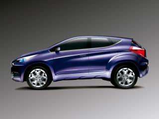 обои Honda Li Nian Concept фиолетовый фото