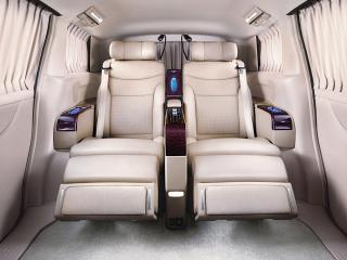 обои Luxgen 7 CEO сиденья фото