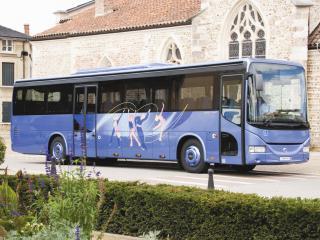 обои Irisbus Arway синий фото