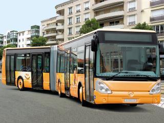 обои Irisbus Citelis Articulated оранжевый фото