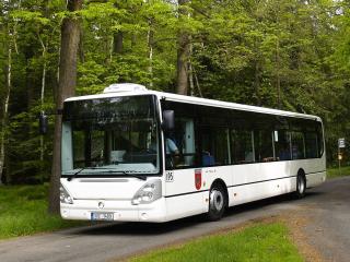 обои Irisbus Citelis белый фото
