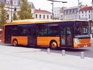 обои Irisbus Citelis бок фото