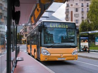 обои Irisbus Citelis передок фото