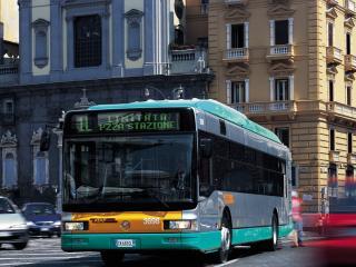 обои Irisbus CityClass передок фото