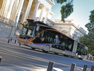 обои Irisbus Crealis сбоку фото