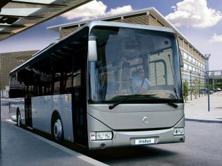 обои Irisbus Crossway LE серебристый фото